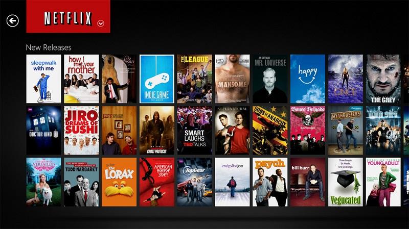 Netflix Stream
