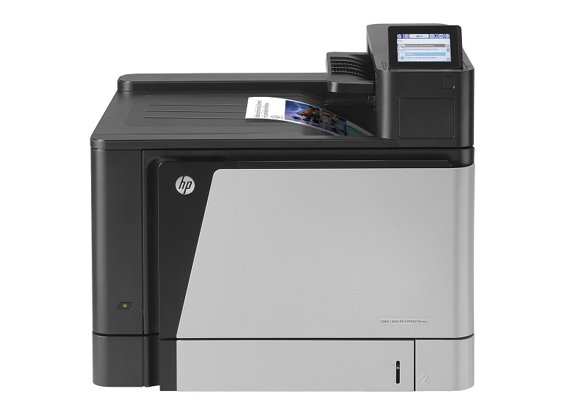 HP protects your new printers against cyber attacks, and that's more important than you think