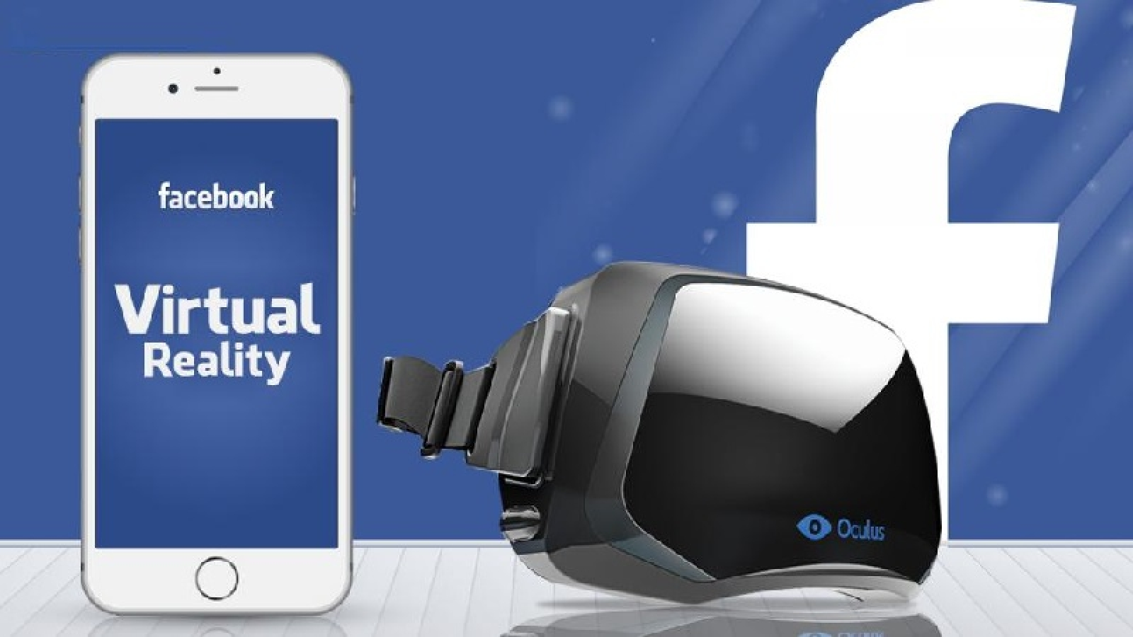Virtual reality of Facebook
