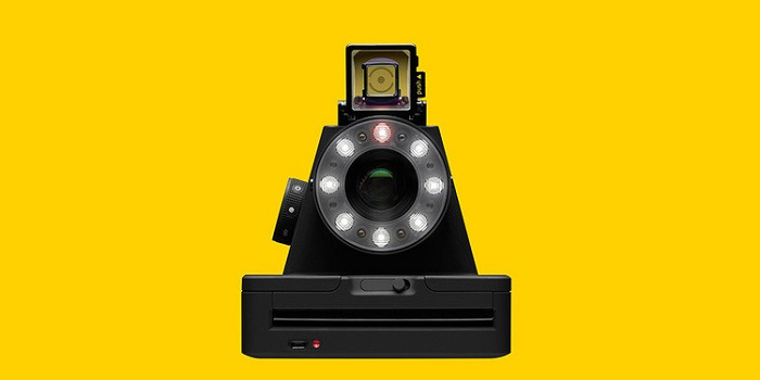 I-1, the camera will bring back the glory retro Polaroid