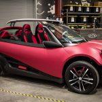 Print a 3D car