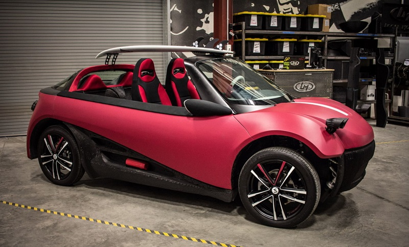Print a 3D car and sell it will be possible in 2016, puts Siemens ingredients