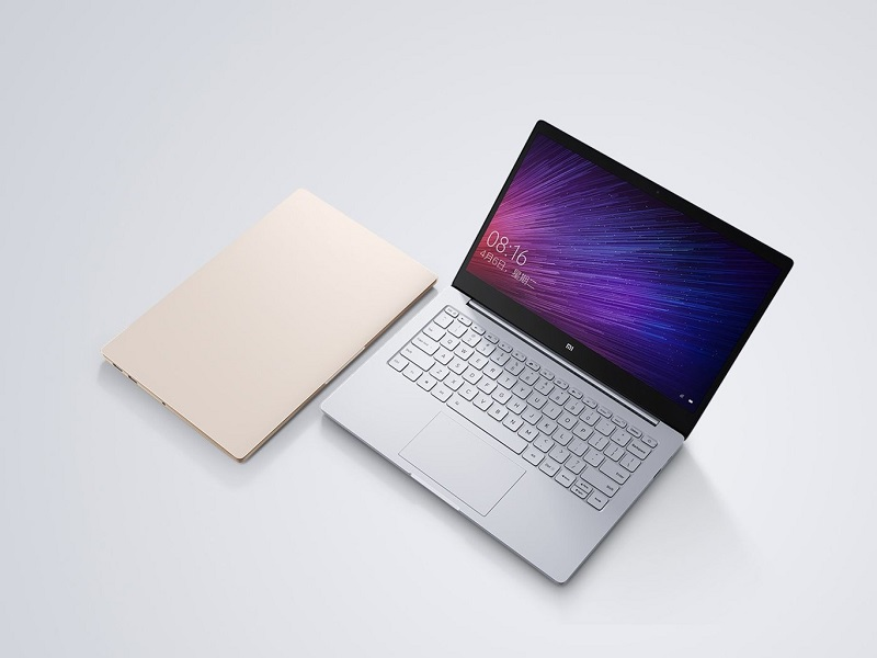 It's Mi Notebook Air, the laptop Xiaomi