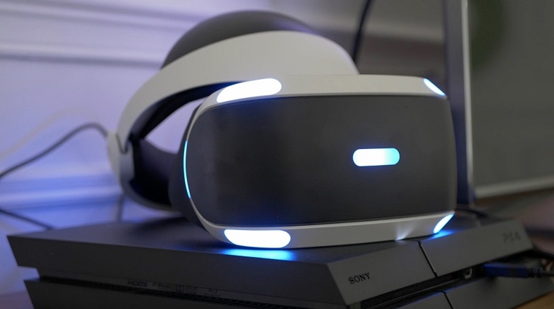 PlayStation VR, virtual reality must show more
