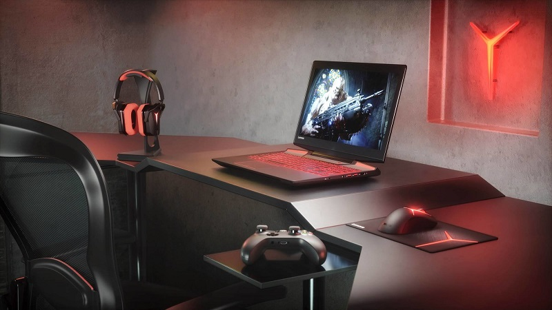 Lenovo attacks gaming market with its Legion Y720 and Y520