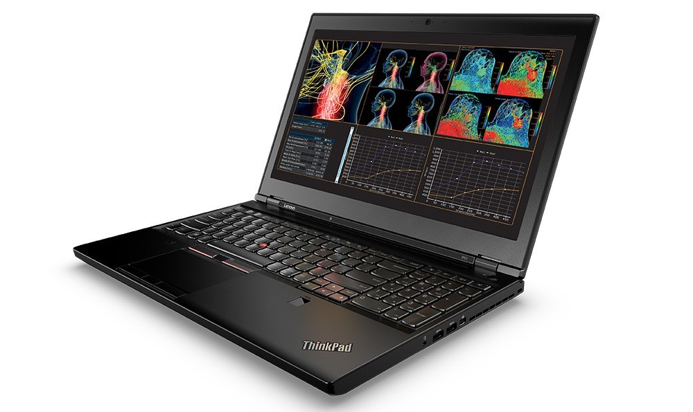 The Lenovo ThinkPad P are fantastic portable workstations: Nvidia Quadro, Ultra HD and Thunderbolt 3