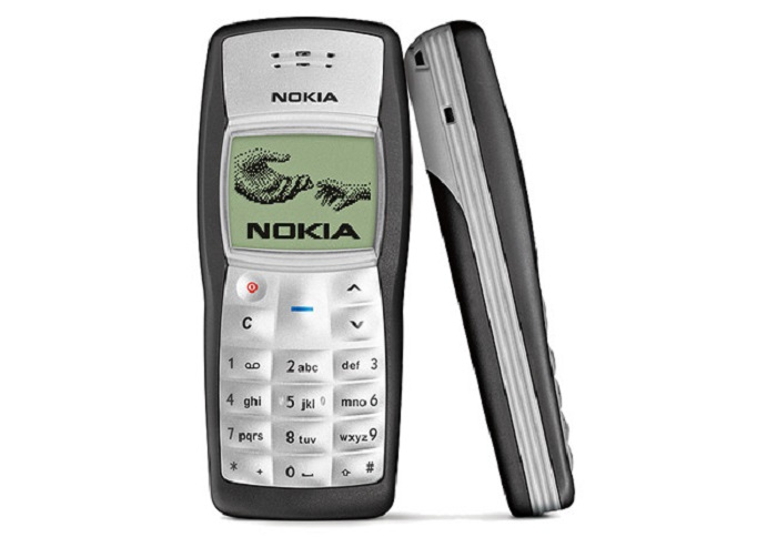 Nokia 1100, the best-selling mobile phone in history