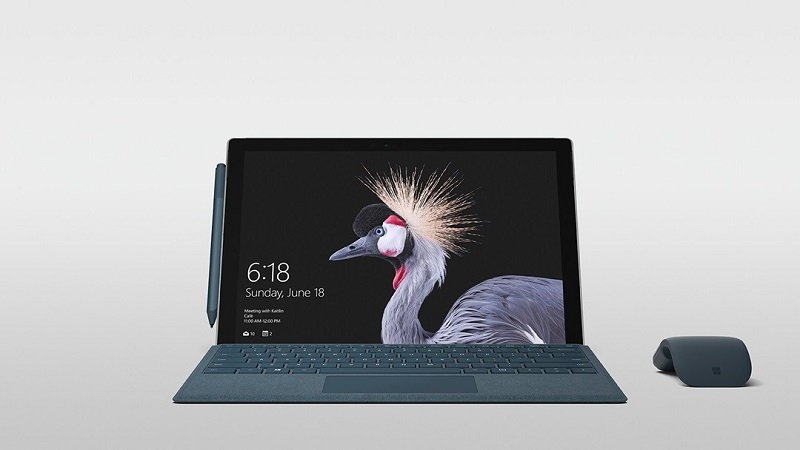 Surface Pro: More powerful, more efficient and with total bet by the stylus