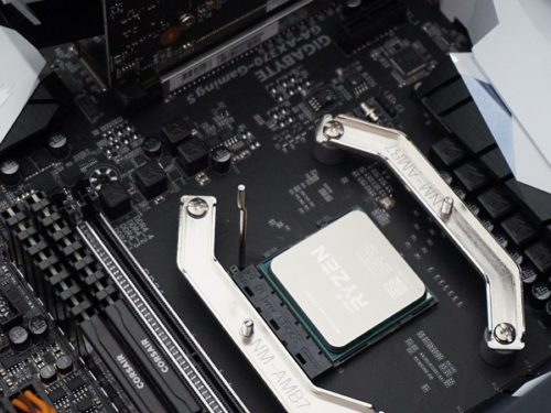 Ryzen 3 1300X, thus yields the Core i3 competition