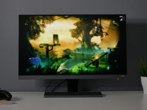 BENQ EW277HDR: Interesting monitor with HDR support that fails the resolution