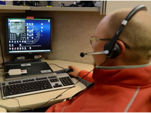 How does a loss of internet access affect VoIP calls?