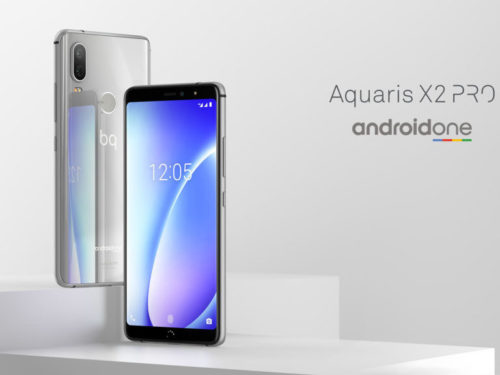BQ Aquaris X2 and X2 Pro: Twins with double camera and Android One for the mid-range