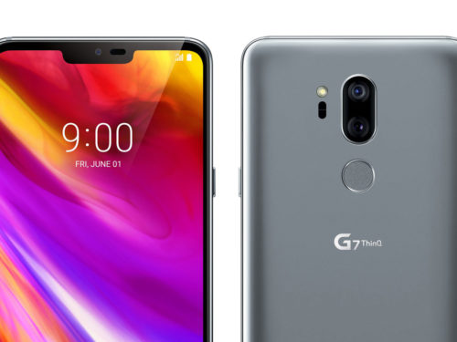 LG G7 ThinQ: This is the camera with which this new flagship competes with the best photographic smartphones of 2018