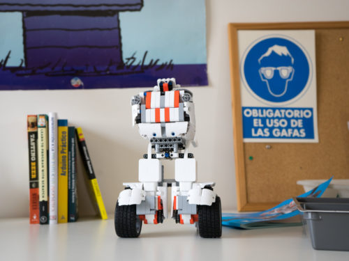 Xiaomi MITU DIY Robot, is the programmable robot that wants to compete with LEGO