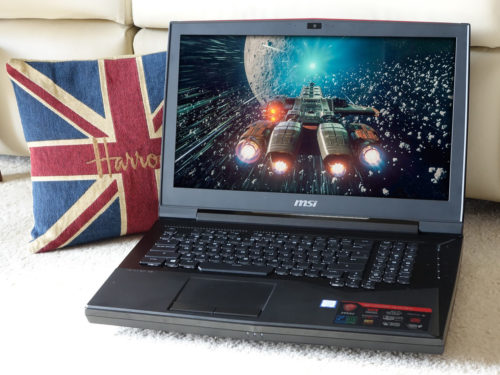 MSI GT75VR 7RF Titan Pro: A real beast of gaming with everything you need to have to play 4K