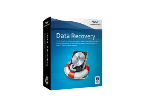 Wondershare Data Recovery, the best tool to recover data in Windows