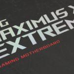 ASUS ROG Z390 Maximus XI Extreme
