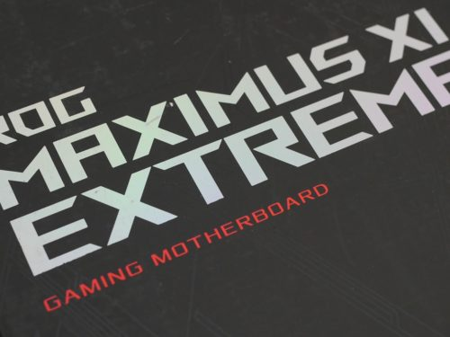 ASUS ROG Z390 Maximus XI Extreme – Review