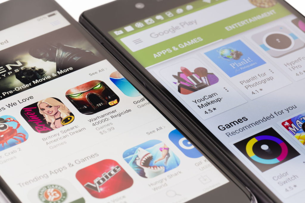 fraudulent applications on Android