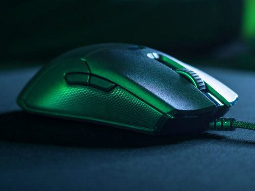 Razer Viper: The iconic mouse now with optical actuation technology