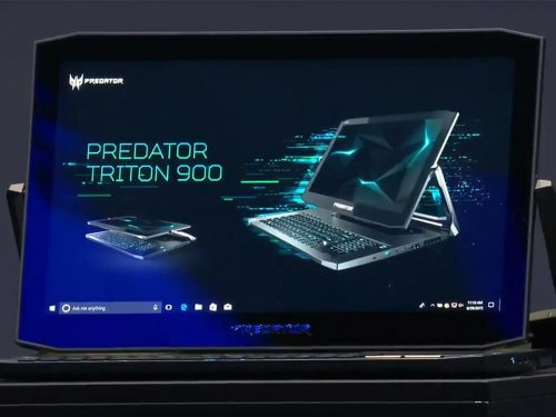 Acer gaming laptop: Acer redesigns the Predator for gamers