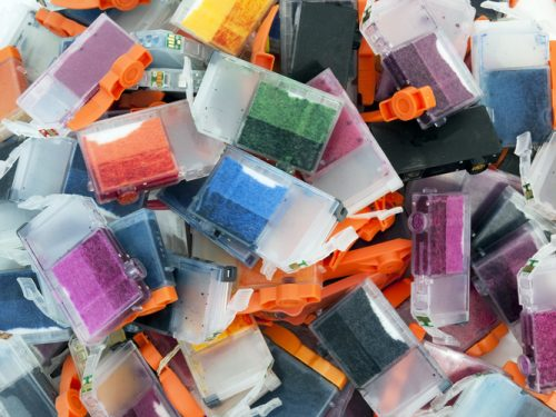 How to recycle Hp ink cartridges