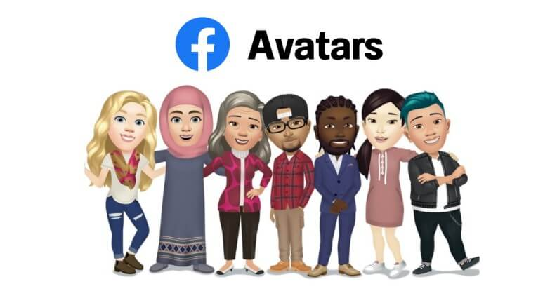 how to make facebook avatar