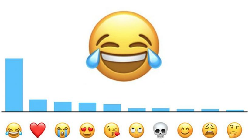 The 10 most used emojis on mobile phones