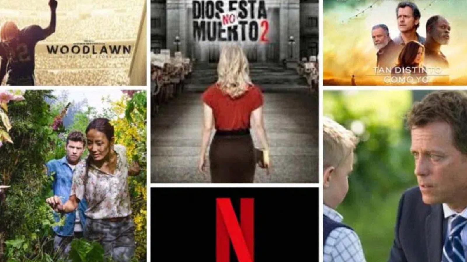 Christian movies on Netflix