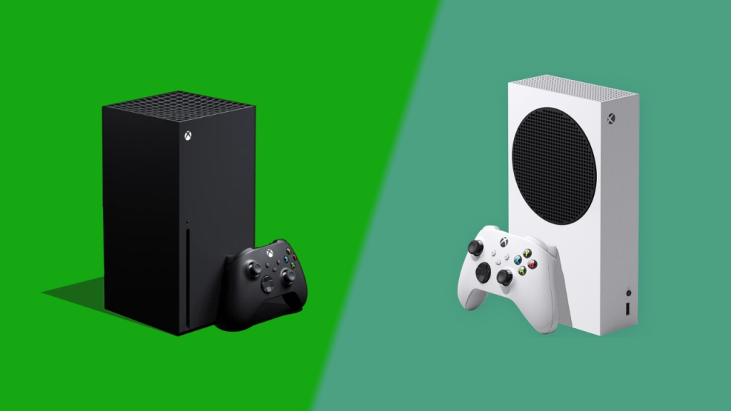 difference between xbox series s and x