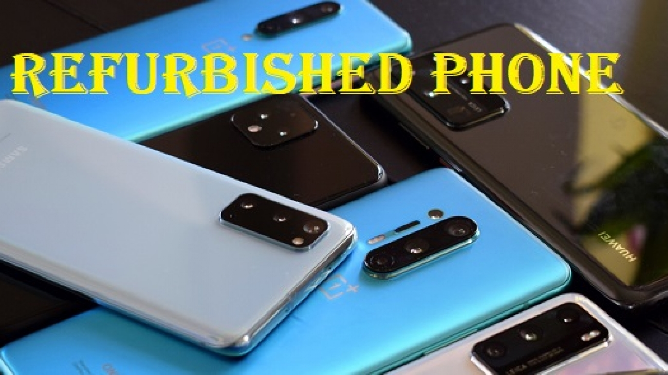 what is a refurbished phone